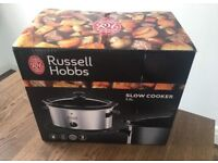 Russell Hobbs 3.5L Slow Cooker - Brand New