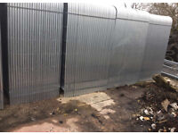 •New• Heras Style Temporary Security Fence Panels 🔩
