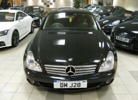 Mercedes CLS 57 Reg, 3 litre Diesel, Full cream leather interior