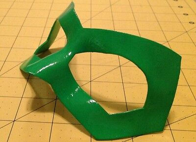 Superhero Foam Masks (Superhero Mask / Green)