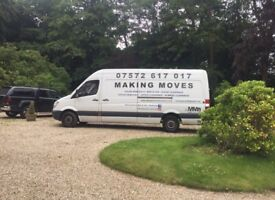 HOUSE REMOVALS - MAN & VAN - HOUSE CLEARANCE - OFFICE RELOCATION - PACKING SERVICE