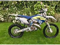 2016 husqvarna TE 125 (not ktm 125 Honda TM beta 250 300 350)