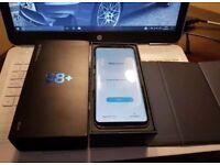 Samaung galaxy s8 plus edge 64gb unlocked bran new £450