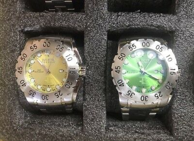 New Invicta GMT/Reserve 6647/6648/ Choose 1 / ( best Price On Ebay)