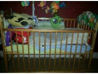 Baby Crib / Cot Bed