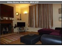 1 Bed Flat, Union Grove, Aberdeen, AB10 6TP