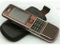Nokia 8800 Saphire Arte