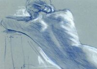 Life Drawing model - for class near SHELBURNE