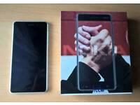 Nokia 6 silver 4G smartphone (unlocked)