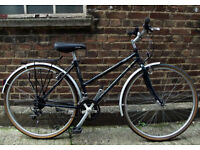 Claud Butler ladies Hybrid bike frame 19inch - serviced - REYNOLDS Cro-Mo / Welcome for test ride