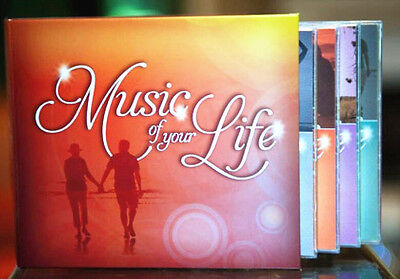 Music of Your Life Time Life 10 CD BOX NEW SEALED Free shipping