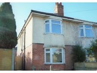 Three-bed house in Winton, Bournemouth - recently refurbished.
