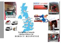 Man & Van Hire House Removal House Clearance Junk Removal Collection Delivery to All UK EU Cheap Mov