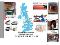 Man Van Hire Moving Shifting Collection & Delivery Wolverhampton Walsall London Birmingham Wales UK
