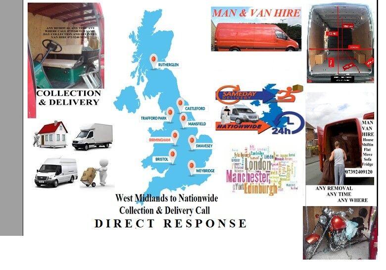 House Removal Flat Shifting Moving Furniture Van Man Hire  Walsall,Wolverhampton,Telford,Tipton,Londo