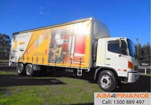 2009 HINO GH - Finance or Rent-to-Own $563pw* Grahamvale Shepparton City Preview
