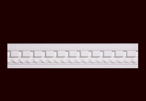 CLOSEOUT ITEM !! Moulding - Chair Rail: R109 Length: 96""