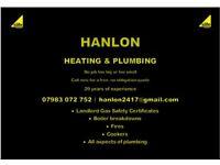 HANLON HEATING & PLUMBING