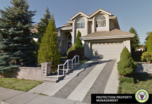 3 Bed + Den Home (Partial) in Beautiful Coquitlam!