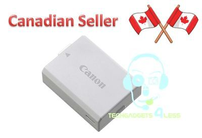 Genuine Original Canon LP-E5 LC-E5E Battery for EOS 1000D 450D 500D Rebel T1i for sale  Canada