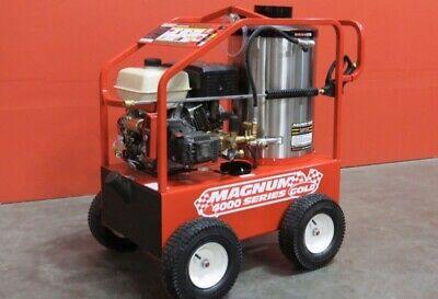 New- 2019 Easy-kleen Magnum 4000 Series Hot Water Pressure Washer Diesel Burner