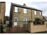 End Terraced Property -Large Gardens To Three Sides - Larch Road, Paddock, HD1