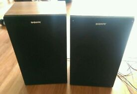 Sony Hi-Fi Speakers Model SS-51B