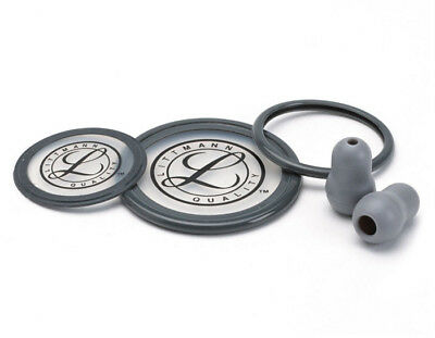 Littmann Spare Parts Kit - Cardiology Iii - Gray- 40004
