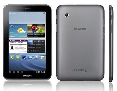 Unlocked Tablet Phone Samsung Galaxy Tab 2 GT-P3100 7