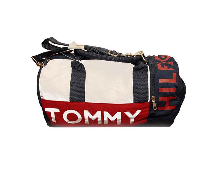 Tommy Hilfiger Logo Duffle Bag