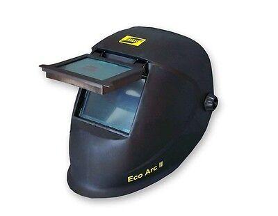 ESAB ECO ARC 2 . Maschera a casco per SALDATURA 90X110