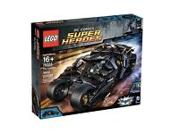 Lego 76023 Batman Tumbler Batcar New in sealed box unwanted gift