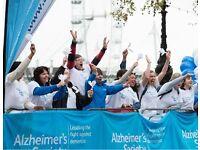 Event Cheer Volunteer at the London Marathon