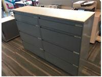 Side filing cabinet cheap office furniture harlow essex london braintree