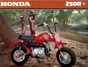 WANTED: Honda Z50r or CT70