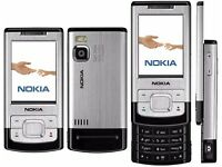 Nokia 6500s open to all networks ***good condition***original Nokia phone not refurbished***