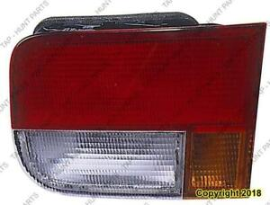 Trunk Lamp Passenger Side (Back-Up Lamp) Coupe Honda Civic 1996-1998