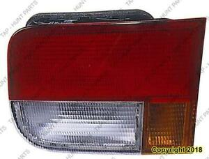 Trunk Lamp Passenger Side (Back-Up Lamp) Coupe High Quality Honda Civic 1996-1998