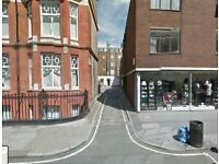 24/7, Secure, Underground Parking Space,Few Minutes From***BAKER ST UNDERGROUND*** W1U 6LW (4704)