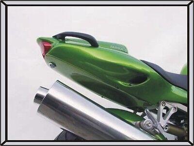 2001 Zx9r Ninja Targa Undertail Candy Lime Green Paint