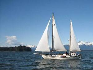 1979 Ingrid Ketch 38 ft 6 ft draft