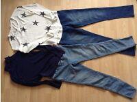 Girls clothing bundle 10-11 years