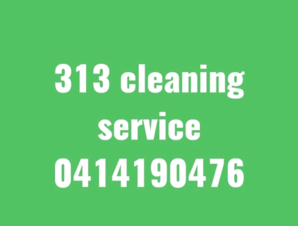 313 clcleaning service Sydney City Inner Sydney Preview
