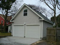 Want a Garage, shed,deck,cottage, camp ? were here to help