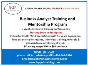 REGISTER FOR FREE DEMO CLASS OF BUSINESS ANALYST COURSE