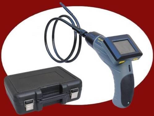 Betere ≥ Endoscoop Riool Spouwmuur camera met ZOOM --- € 79,00 TU-47