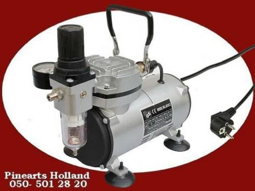 Piston Compressor, Airbrush Compressor --- € 69,99 !