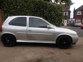 Corsa b parts all available