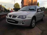 Rover 25 for sale, 5month mot