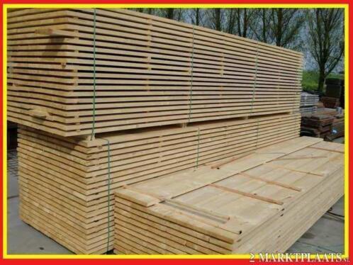 Prijs van steigerhout